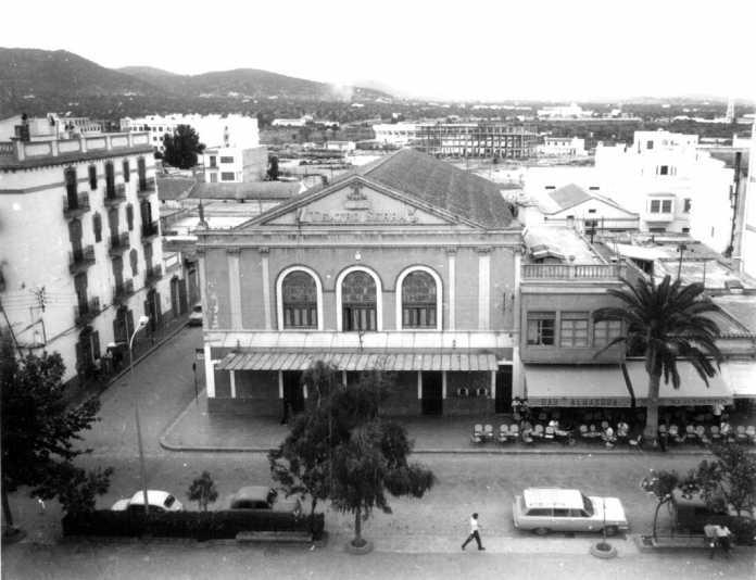 El Teatro Serra dejará pronto de existir para dar paso a un moderno edificio