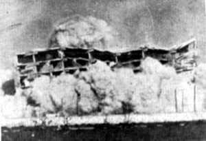 Cae el hotel Insula Augusta