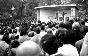 Multitudinario funeral en Vara de Rey