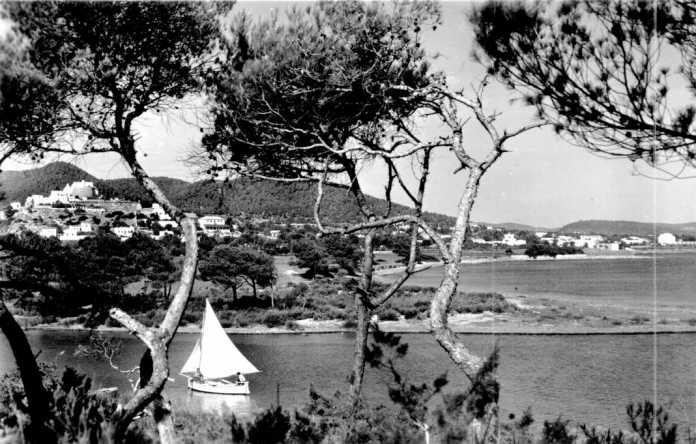 Vista general del Puig de Missa de Santa Eulalia y sus alrededores