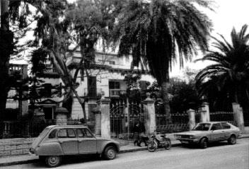 Primera sede del Consell Insular