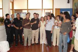 Despedida de Isidor Torres como alcalde. C. C.