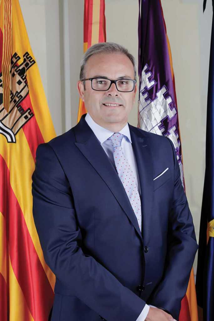 Vicent Torres Guasch. President del Consell Insular d'Eivissa