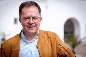Josep Mari Ribas. Alcalde de Sant Josep