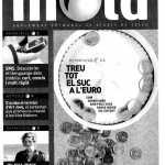 Una portada de Mola de marzo de 2002. D.I.