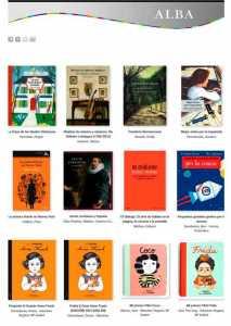 Alba, creada en 1993, es una de las dos editoriales de Prensa Ibérica dedicadas a la publicación de obras literarias.