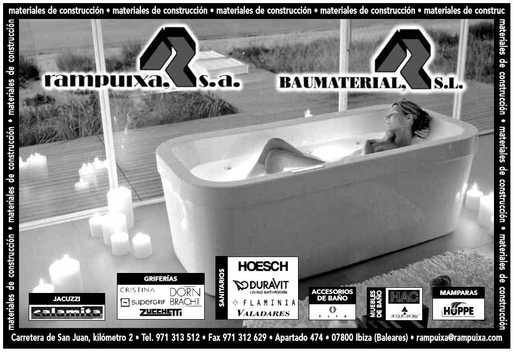 Al ser una empresa con más de 50 años de trayectoria en Eivissa, no es complicado encontrar sus anuncios publicitarios en Diario de Ibiza, como éste que se publicó en 2005. foto: Hemeroteca de Diario de Ibiza