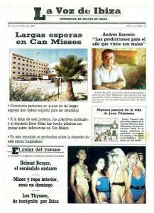 LaVoz de Ibiza. D.I.