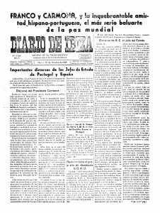 Primer Diario con las noticias de Efe firmadas ya por la agencia