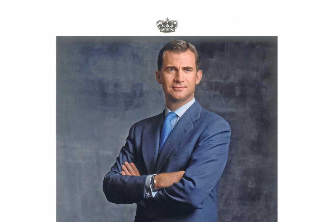 Felicitación real, Felipe IV