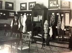 El Museo étnico de Eivissa, en 1930, cedido al Museo Público.
