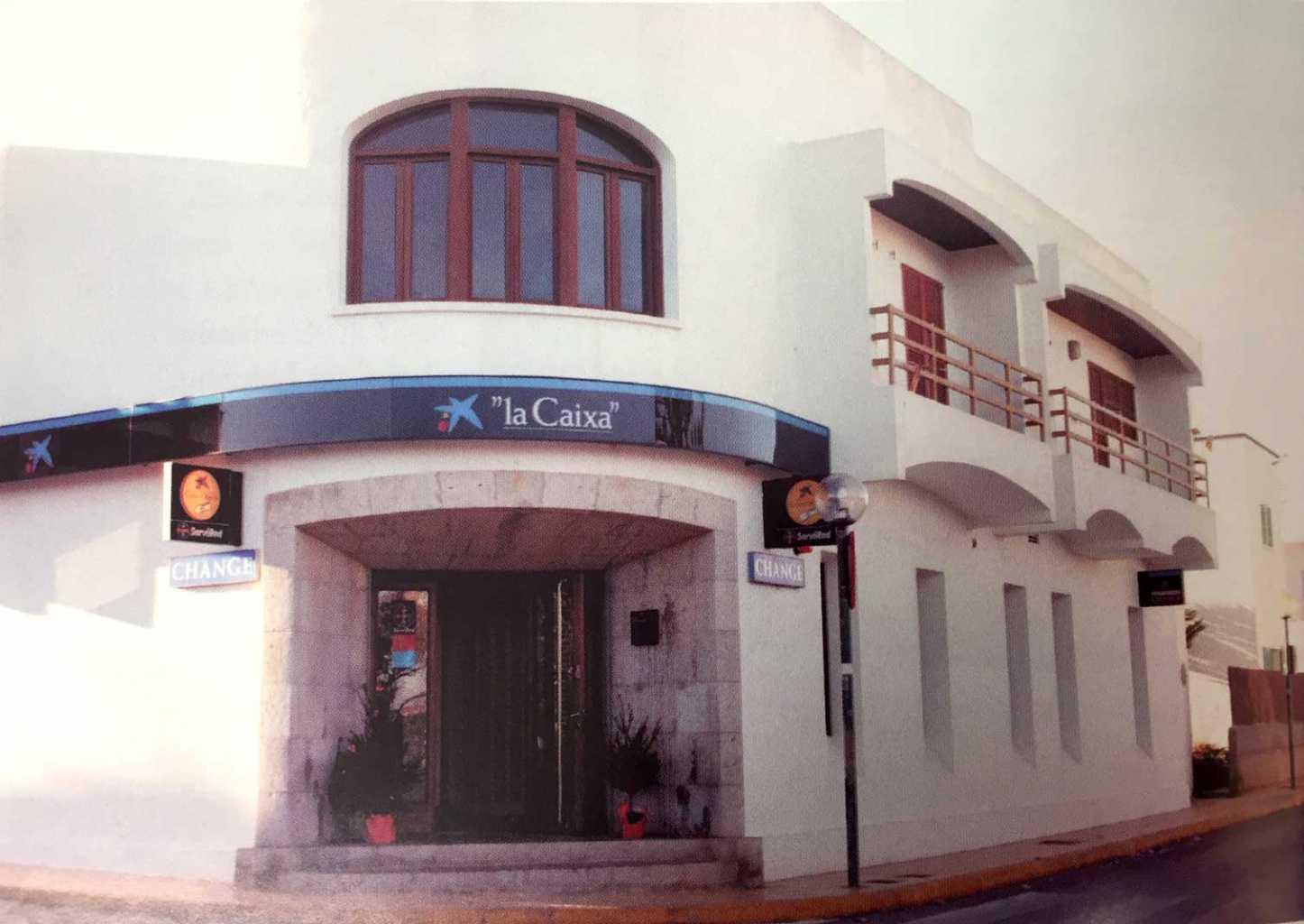 La sede de Formentera.