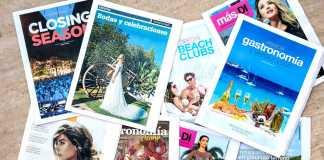Negocio de Diario de Ibiza que publica monográficos especiales,varios suplementos y un magacín semanal. Sergio G. Cañizares