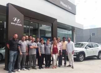 La evolución de la empresa ha hecho crecer a un equipo que ha pasado de dos trabajadores a contar con una plantilla de 16 personas. foto: Pitiusas Cars
