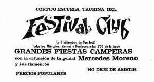 Festival Club: otra instalación que ya es historia