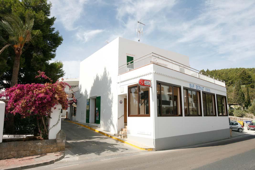Can Bernat Vinya, uno de los epicentros de Sant Josep. Vicent Marí