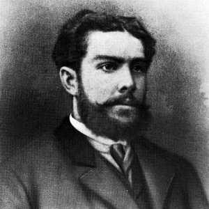 Francesc Escanellas, fundador de Diario de Ibiza en 1893. Enciclopèdia d'Eivissa i Formentera