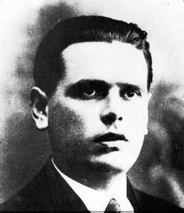 Joan Verdera Mayans, director de Es Diari entre 1924 y 1935. Enciclopèdia d'Eivissa i Formentera