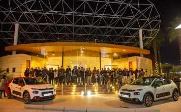 Eventos del Club Diario. Presentación del nuevo Citroën C3. Sergio. G. Cañizares