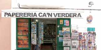 Negocios coetáneos. La familia Verdera fundó su negocio en el año 1871 con una imprenta. Moisés Copa