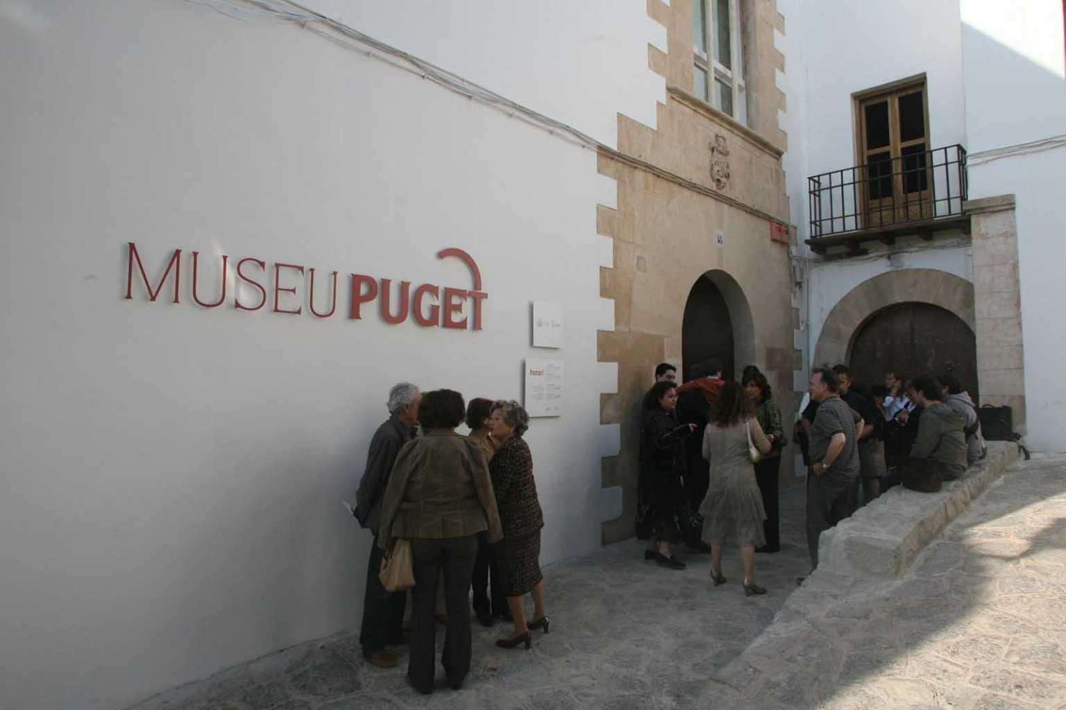 Can Llaudis acoge el legado pictórico de los pintores Puget. J. A. Riera