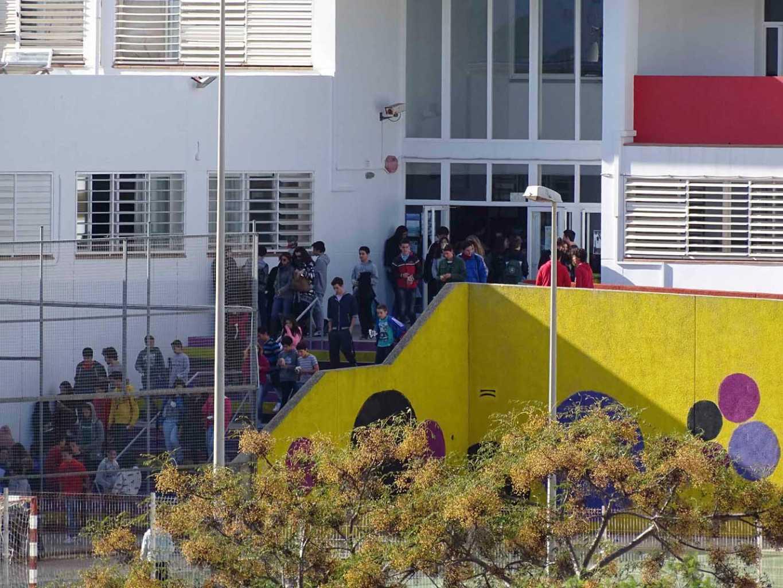 Institut Marc Ferrer, a Formentera. Carmelo Convalia