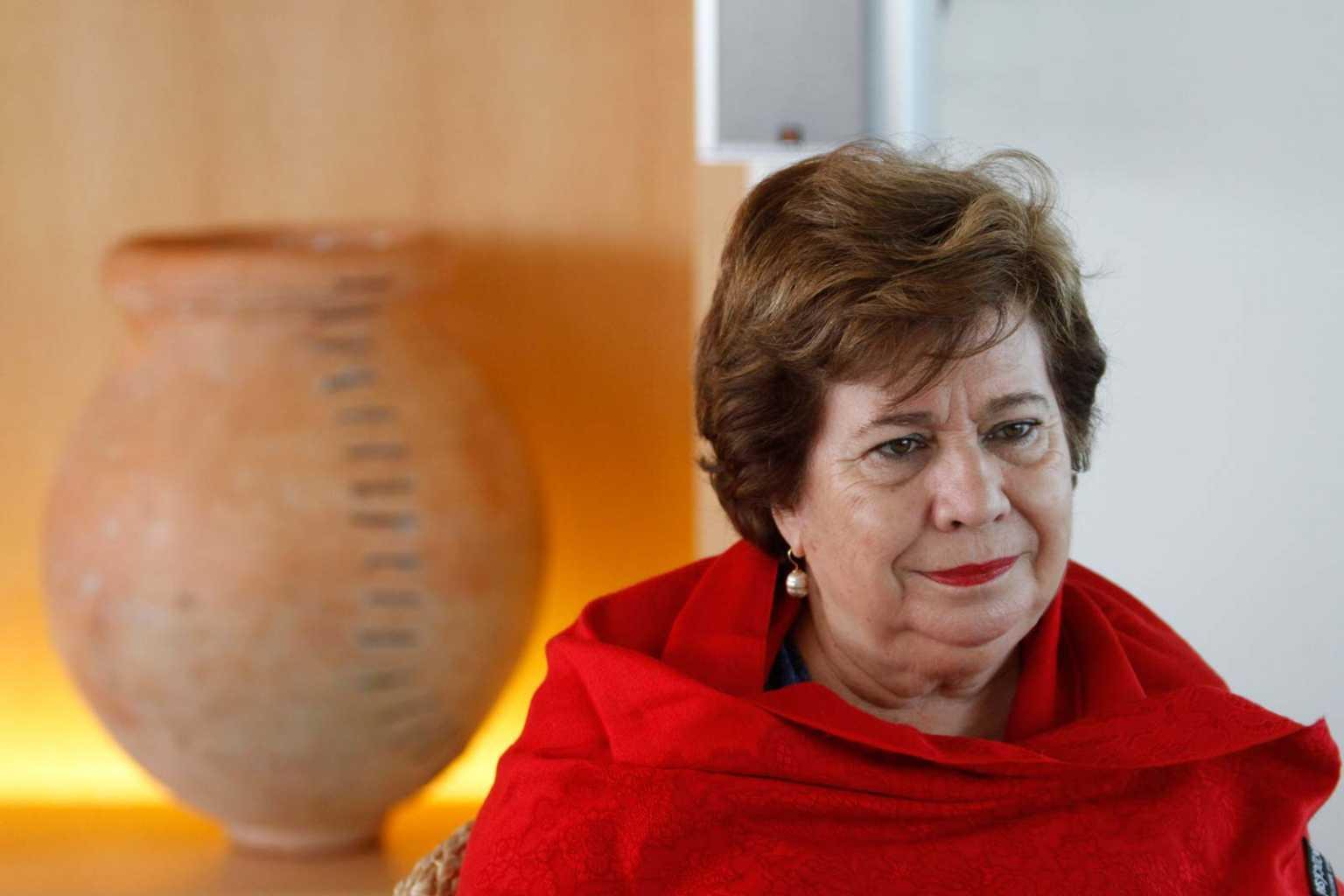 María Luisa Cava de Llano, miembro del Consejo de Estado. D. I.