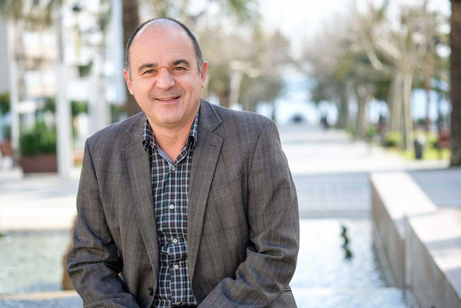 El alcalde de Santa Eulària, Vicent Marí. Sergio G. Cañizares