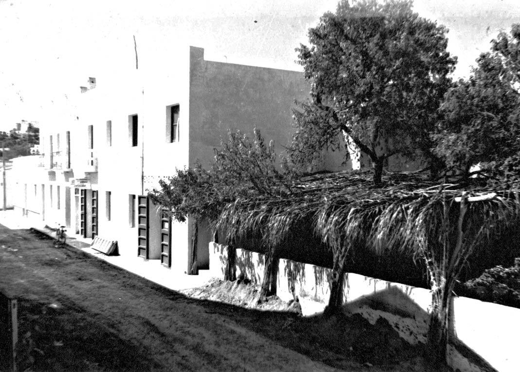 Hostal de la familia del alcalde Vicent Marí. Archivo familiar