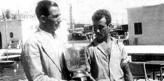 Deporte. Toni Platé fue el primer pitiuso campeón de España. DI.