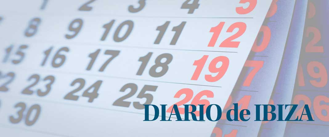 Calendario Escolar 2019 2020 De Ibiza Y Formentera