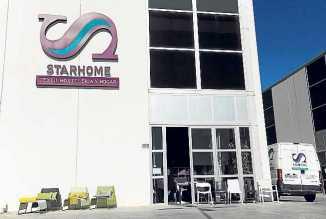 Instalaciones textiles en Starhome | Gabi Vázquez