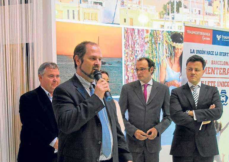 Acuerdo colaboración Trasmapi Transmediterranea.