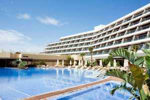 Piscina inferior Ibiza Gran Hotel