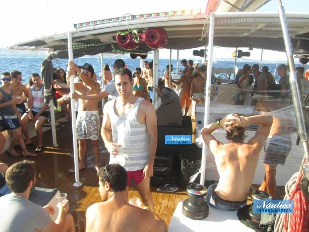 Avalancha de solicitudes de excursiones marítimas a las playas de Formentera