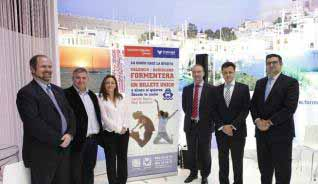 Trasmediterránea y Trasmapi refuerzan el billete único a Formentera