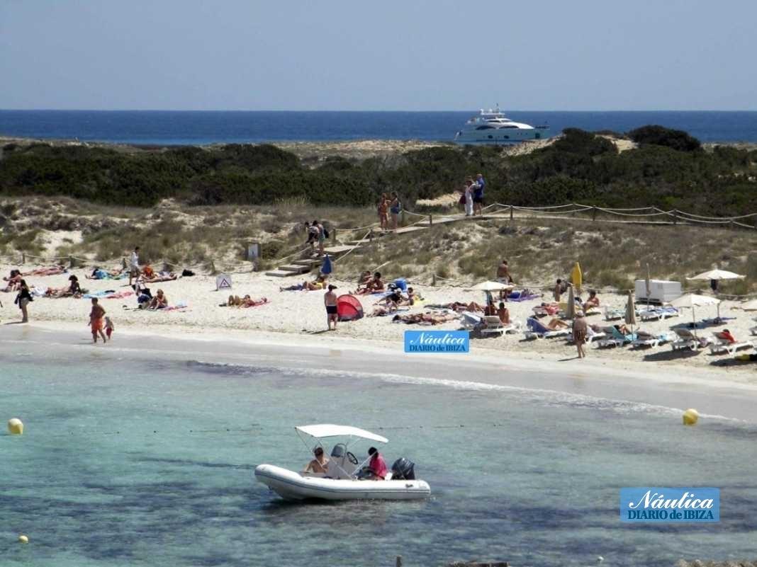 Ses Illetes de Formentera entre las mejores playas del mundo por tercer año consecutivo