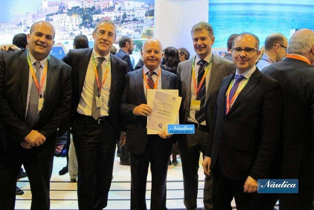 Club Nàutic de Sant Antoni, firme apuesta por el turismo de calidad