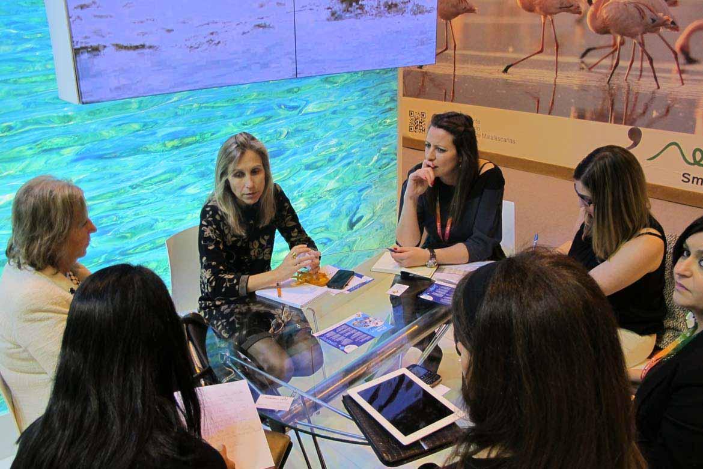 Las reservas para Ibiza de turoperadores europeos superan en un 5% las de 2014