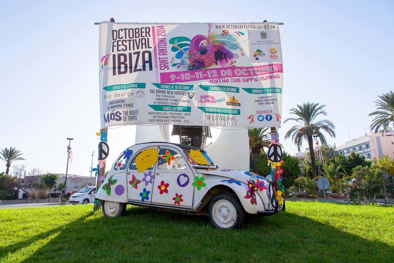 Sant Antoni presenta a Fitur el vídeo de l´October Festival Ibiza 2015