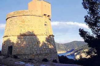 Excursión a la torre des Molar.