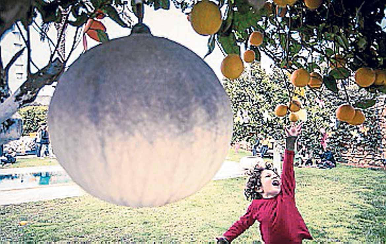 Agroturismo Atzaró explosión primaveral