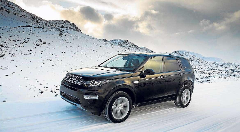 Land Rover Discovery Sport. Elegante, robusto y duradero