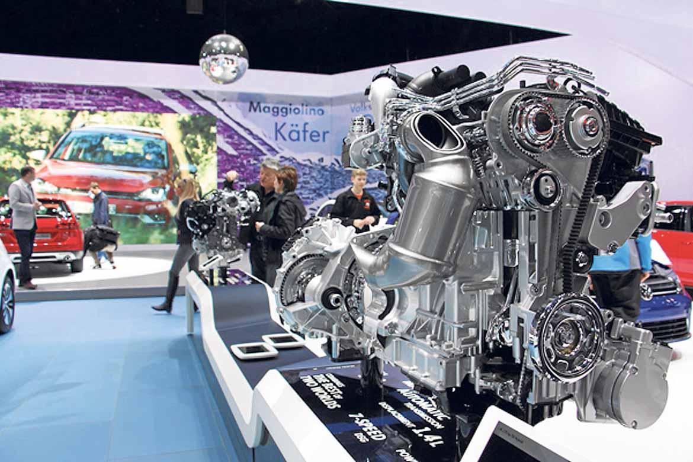 Motores en la sección de Volkswagen Group.