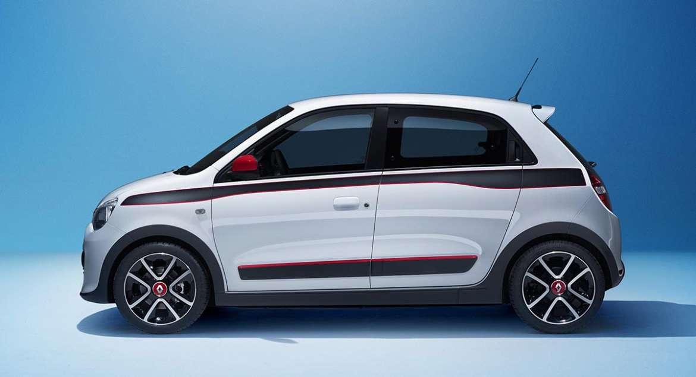 Renault Twingo. Vuelve uno de los históricos
