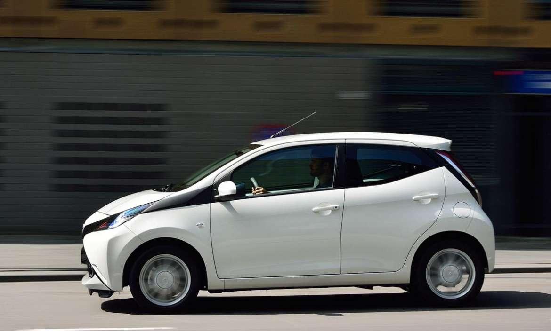 Toyota Aygo. El pequeño de una gran familia
