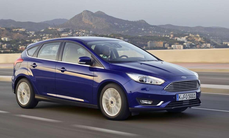 Ford Focus. Garantía de fiabilidad y rendimiento