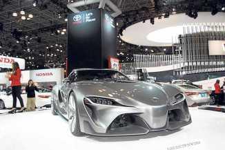 Toyota impresiona a los amantes de coches deportivos con el FT-1 Concept