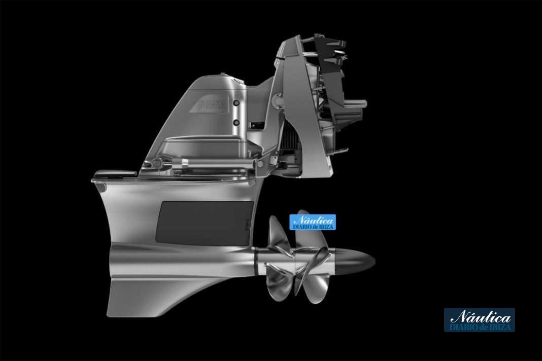 Volvo Penta presenta el nuevo sistema de propulsión Forward Drive.