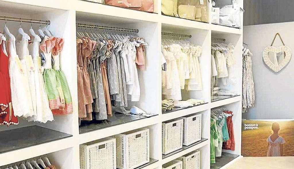 MIA MODA INFANTIL. Un nuevo y original espacio para la moda infantil